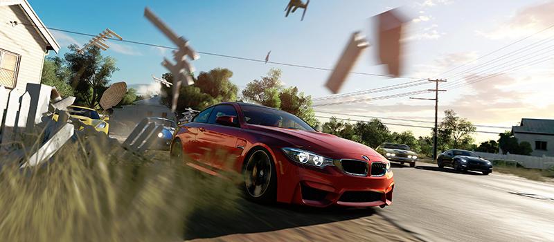 Microsoft Xbox E3 Forza Horizon 3