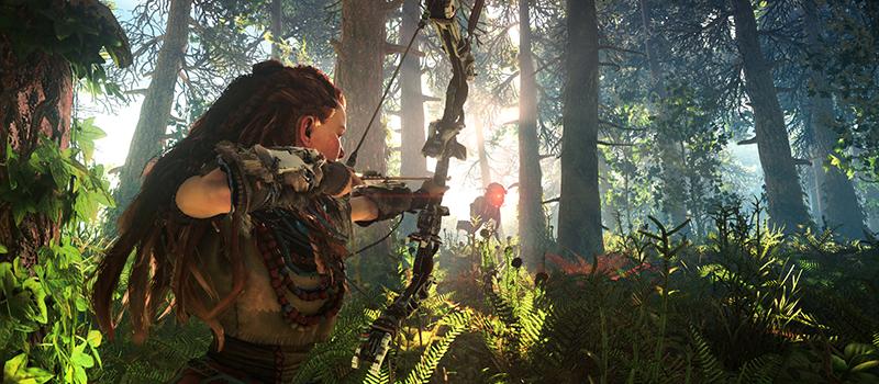 Sony Playstation E3 2016 Horizon Zero Dawn