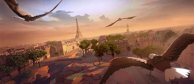 Ubisoft E3 2016 Eagle Flight